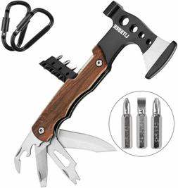 12 in 1 portable multitool hatchet camping
