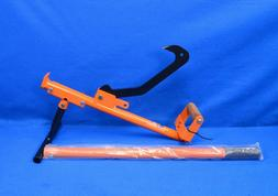 LogOX 3-in-1 Forestry Multitool Log Hauler, Cant Hook, and T