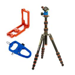 3LT Punks Corey Mag Alloy Tripod with AirHed Neo, Zelda L-Br