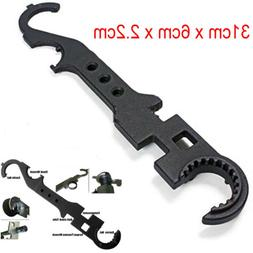 8 in1 Wrench Steel Wrench AR15/M4 Tactical Combo Multi Tool