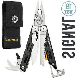 LEATHERMAN - Signal Multitool, Stainless Steel with Nylon Sh