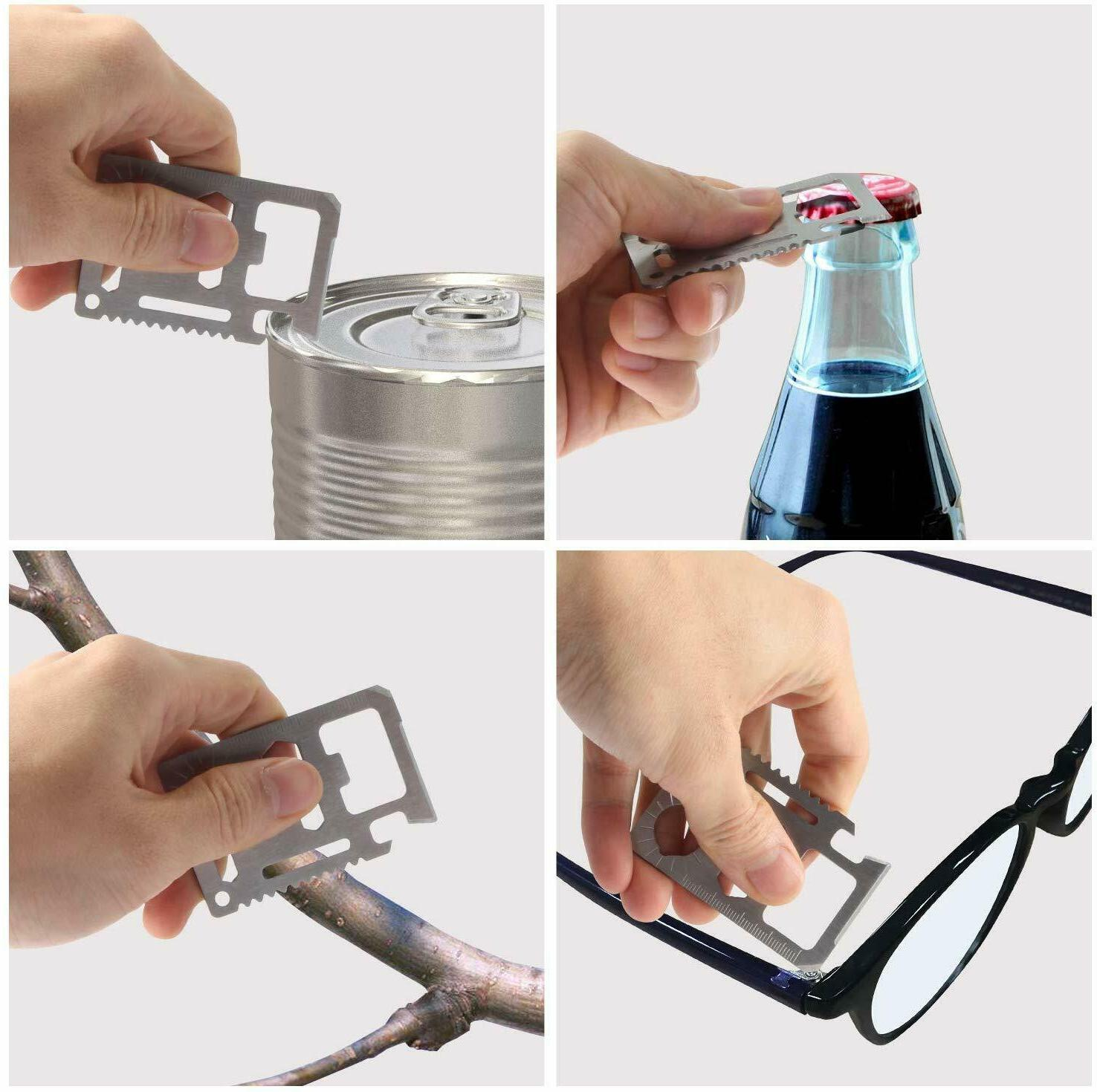 15+11 in 1 Mult Tool Cutter Stainless Portable