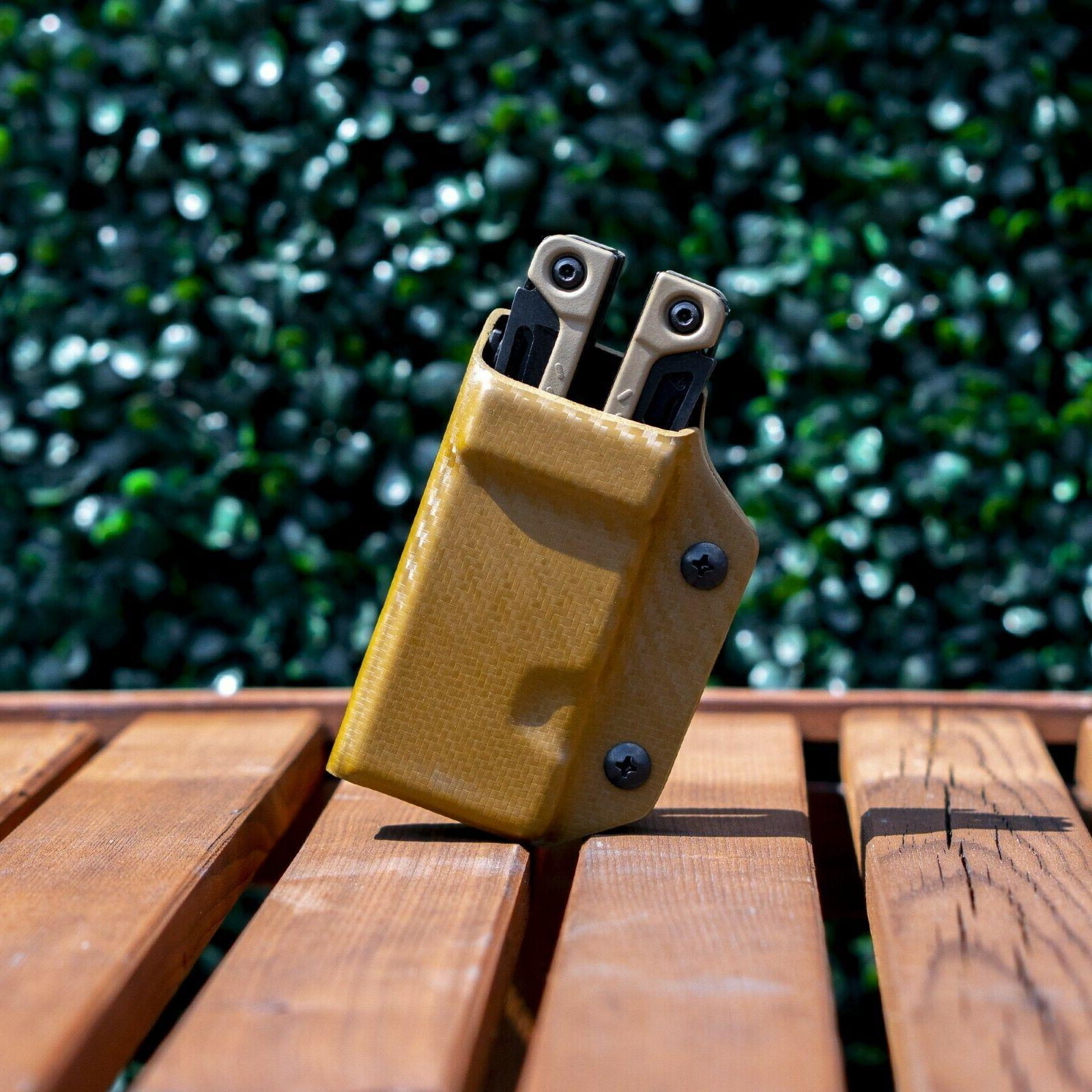 clip and carry kydex multitool sheath