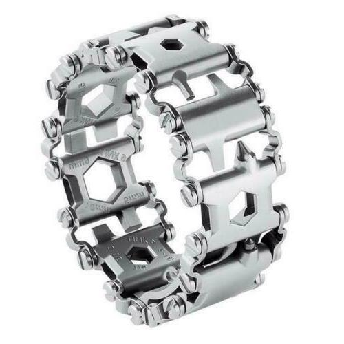 Stainless Bracelet Multi-function Tool