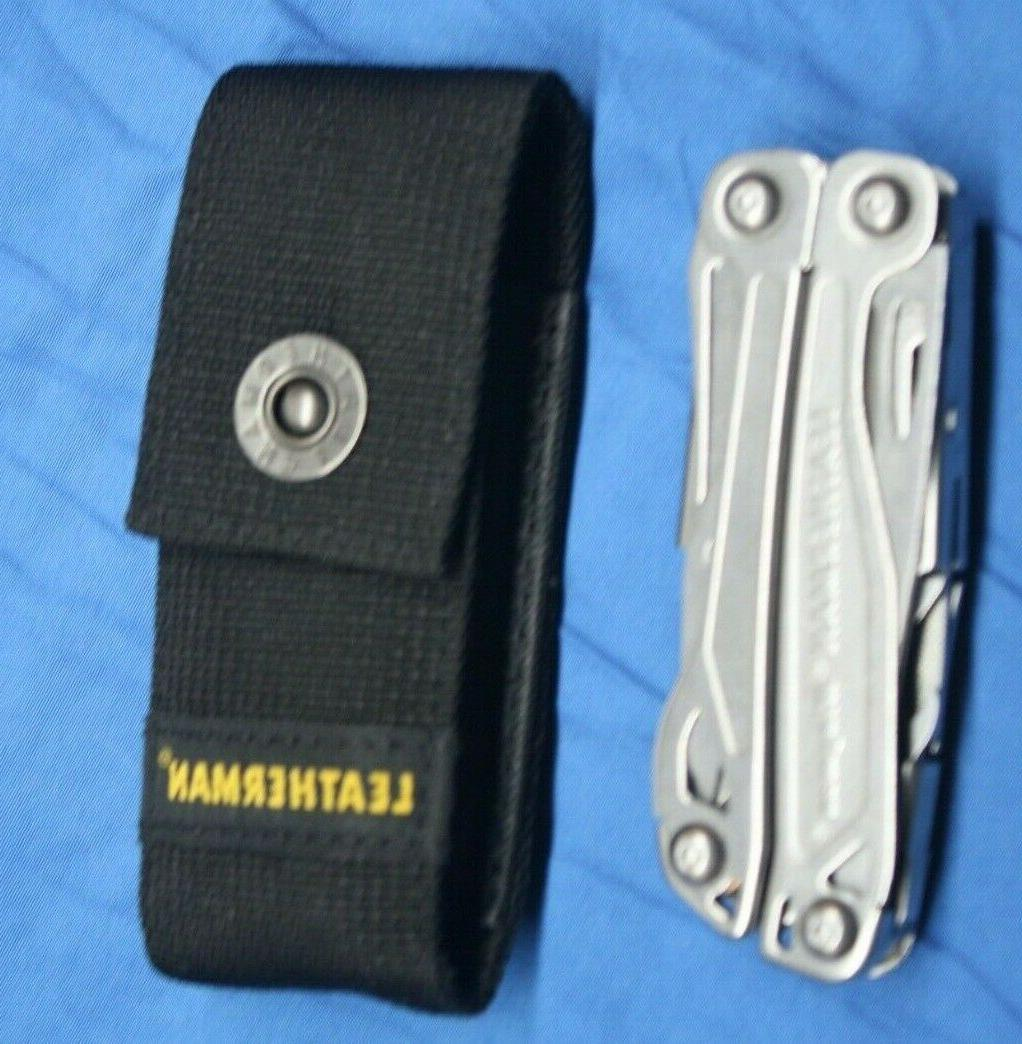 wingman multi tool stainless with case z