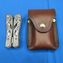 Leather Sheath for GERBER SUSPENSION MULTI TOOL Handmade in