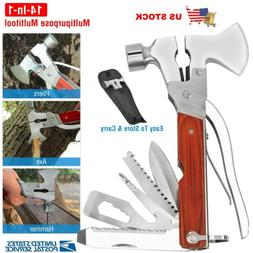 Multi-function Outdoor Camping Emergency Survival Tools Axe