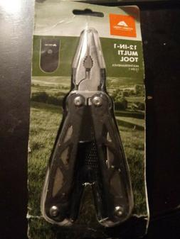 New 12-in-1 Multitool Outdoor Equipment with Sheath By Ozark