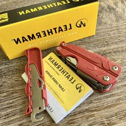 New, Leatherman LEAP RED Multitool