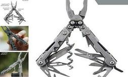 SOG EDC Pocket Multitool with Clip - PowerLitre Small Multi