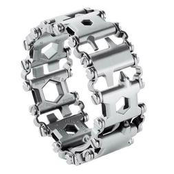 stainless steel multi tool bracelet multi function