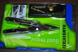 Leatherman Super Tool 200 release at 2001 with leather case