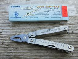 Vintage Smith & Wesson Baby Mag Tool Mutlitool Gutmann Cutle