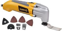 Worksite 120V Variable Speed Oscillating Multi-Function Tool